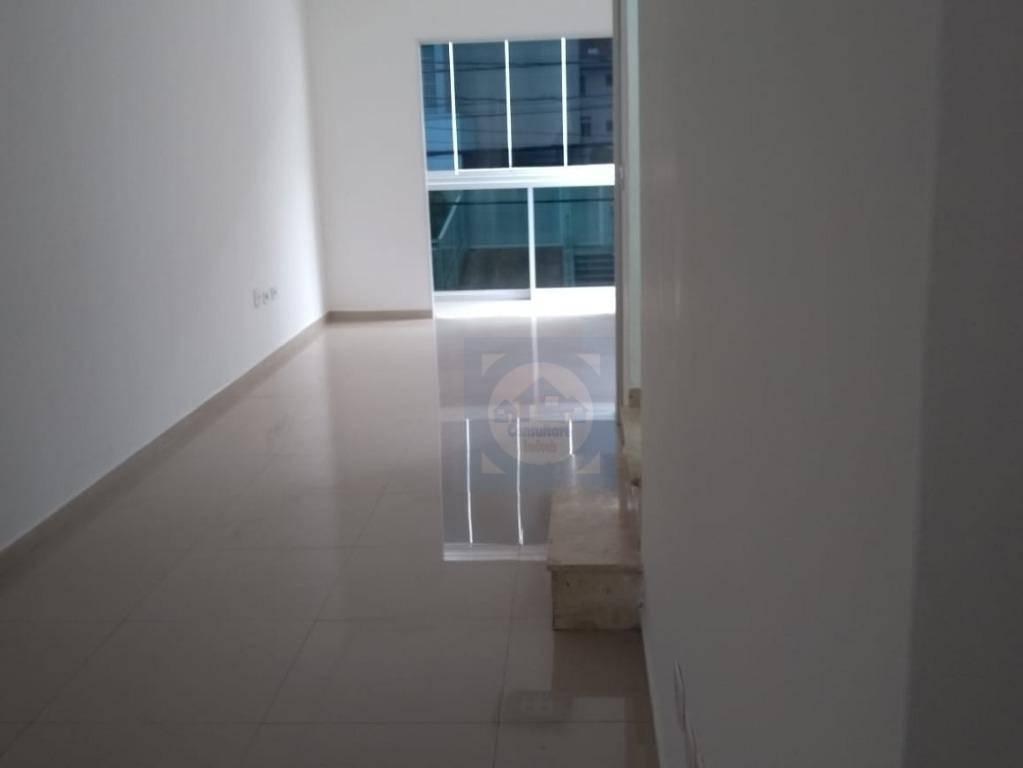 Casa venda e locação, Campo Grande, Santos - CA0678.