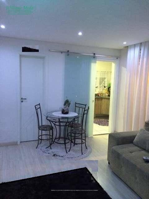Apartamento com 3 dormitórios à venda, 89 m² por R$ 450.000 - Vila Santo Antônio - Guarulhos/SP
