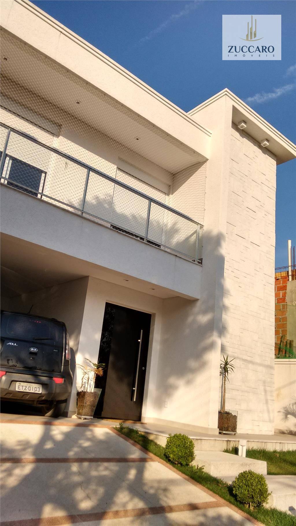 Sobrado de 4 dormitórios à venda em Perová, Arujá - SP