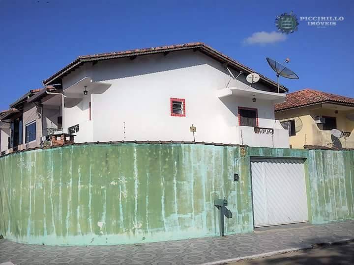 Casa Sobrado 02 dormitórios, Tude Bastos, Praia Grande.