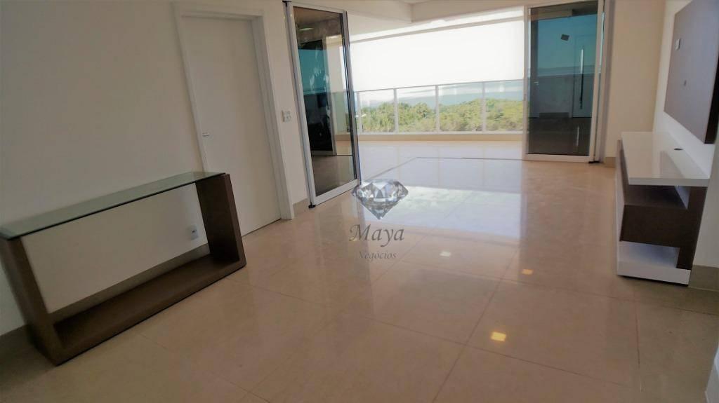 Apartamento 3 Suítes, 148 m² c/ armários na Orla 14 - Excellence Tower