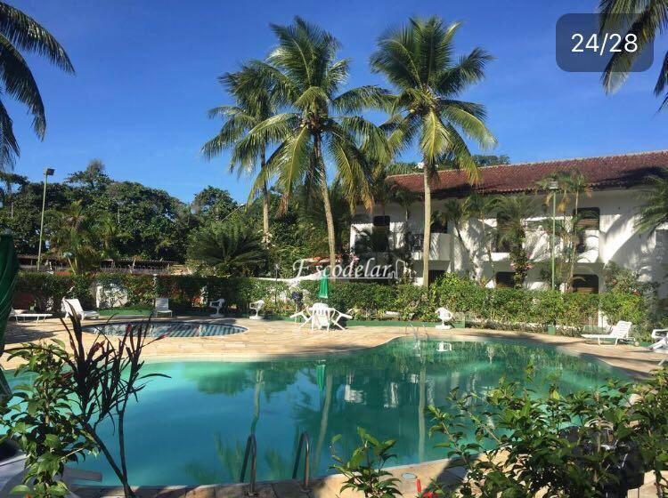 Apartamento à venda, 80 m² por R$ 650.000,00 - Toninhas - Ubatuba/SP