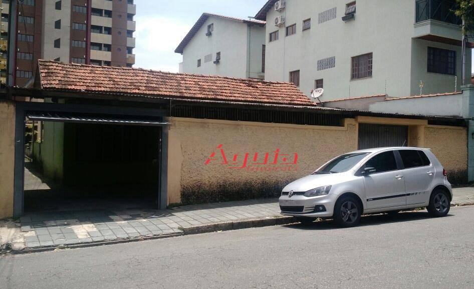 Terreno residencial à venda, Vila Alpina, Santo André.