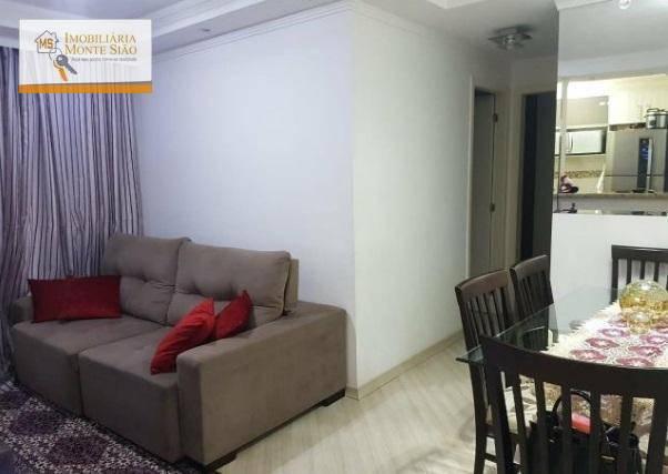 Apartamento com 2 dormitórios- Vila Endres - Guarulhos/SP