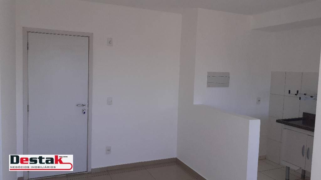 Apartamento, Para Locação, Centro São Bernardo, 50 Metros!