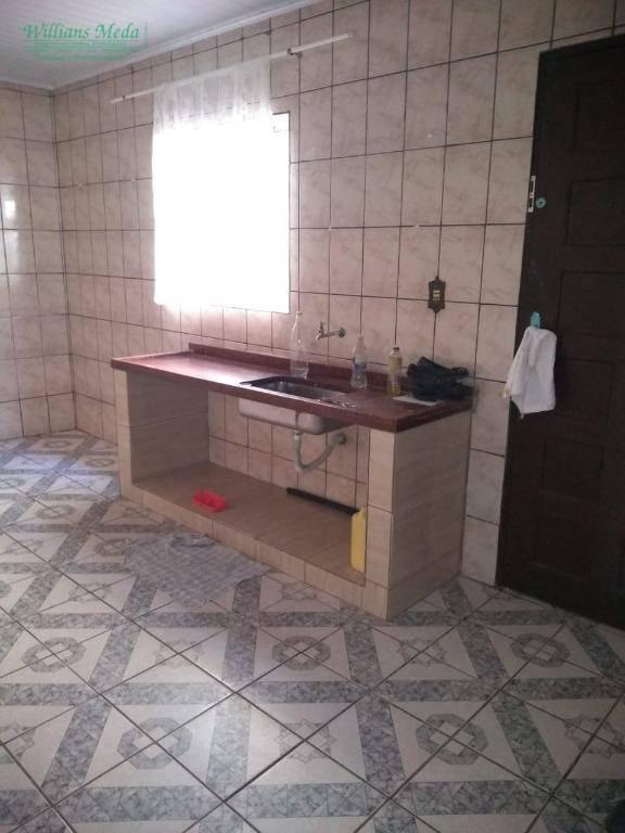 Casa com 3 dormitórios à venda, 125 m² por R$ 220.000 - Jardim Maria de Lourdes - Guarulhos/SP