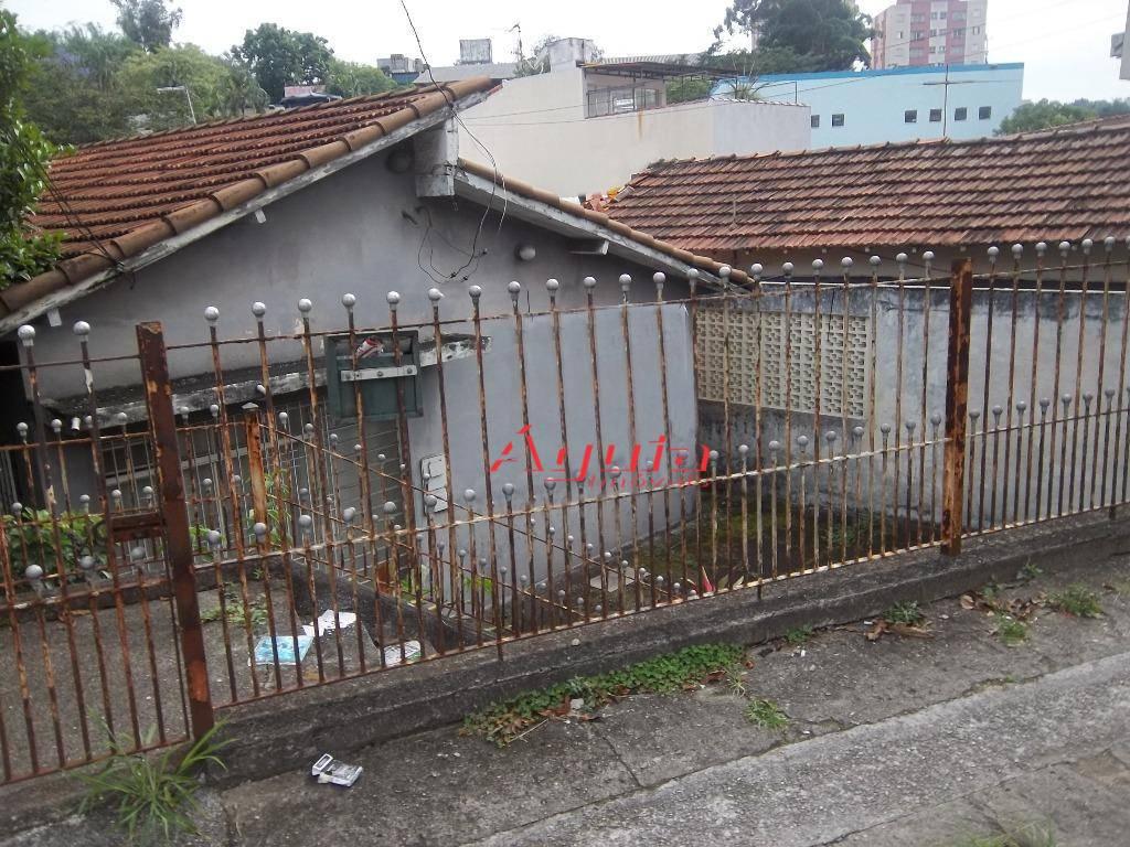 Terreno residencial à venda, Parque das Nações, Santo André - TE0095.