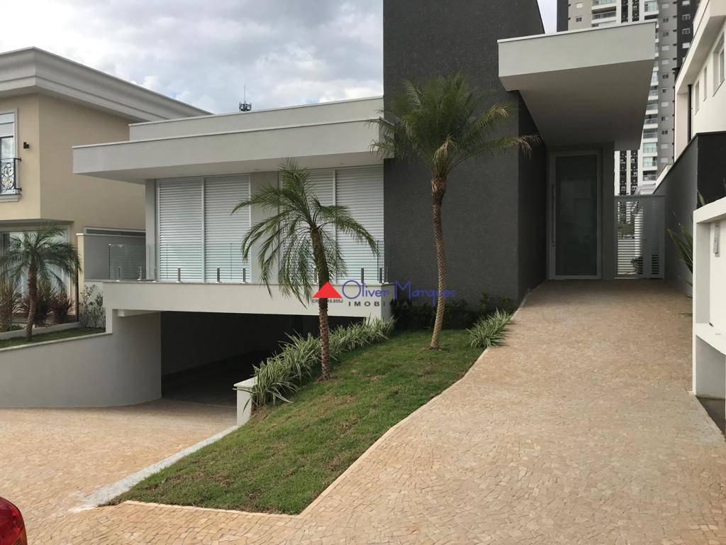 Casa com 3 dormitórios à venda, 300 m² por R$ 2.700.000 - Lorian Boulevard - Osasco/SP
