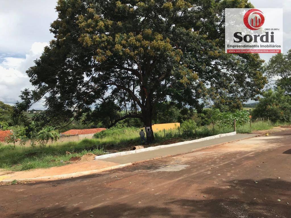 Terreno residencial à venda, Jardim Itaú, Ribeirão Preto.