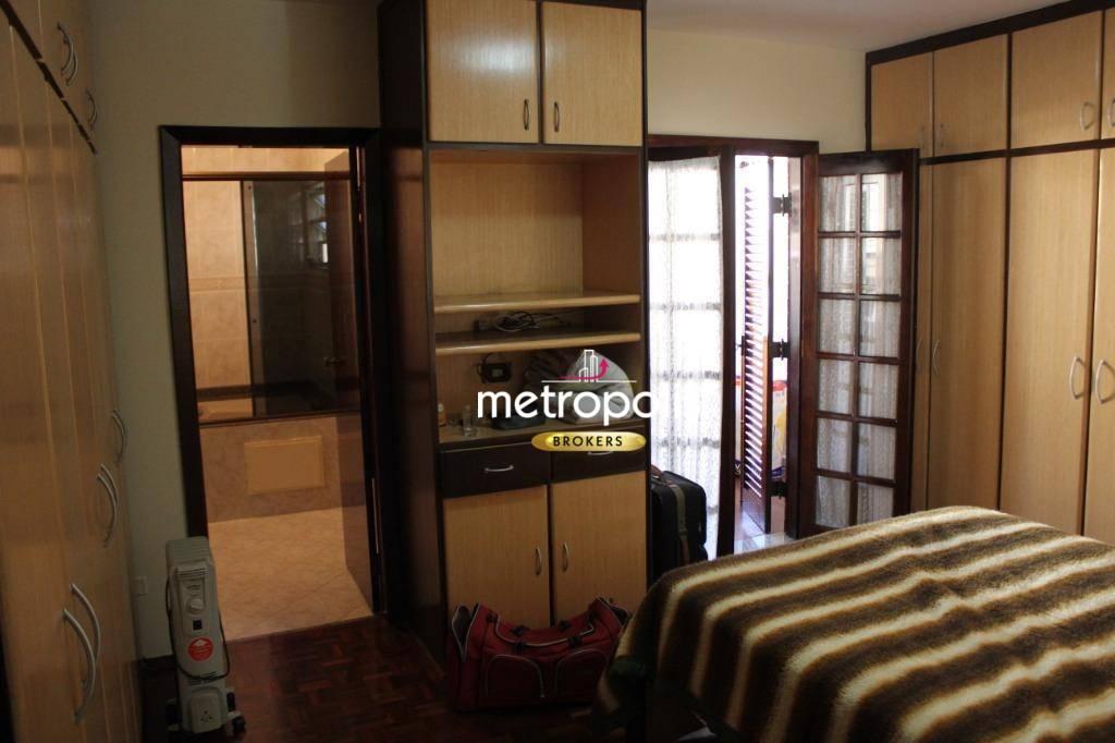 Sobrado com 3 dormitórios para alugar, 206 m² por R$ 3.500/mês - São José - São Caetano do Sul/SP