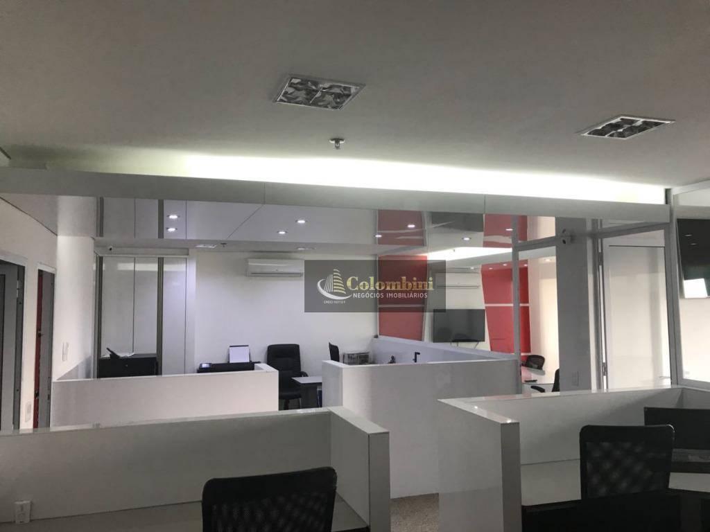Sala comercial para locação, Cerâmica, São Caetano do Sul.