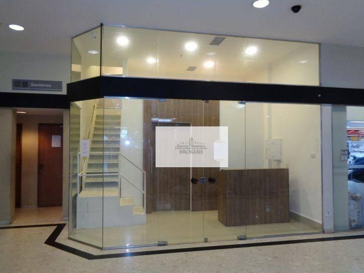 Sala para alugar, 33 m² por R$ 1.400/mês - Jardim Itaquiti - Barueri/SP