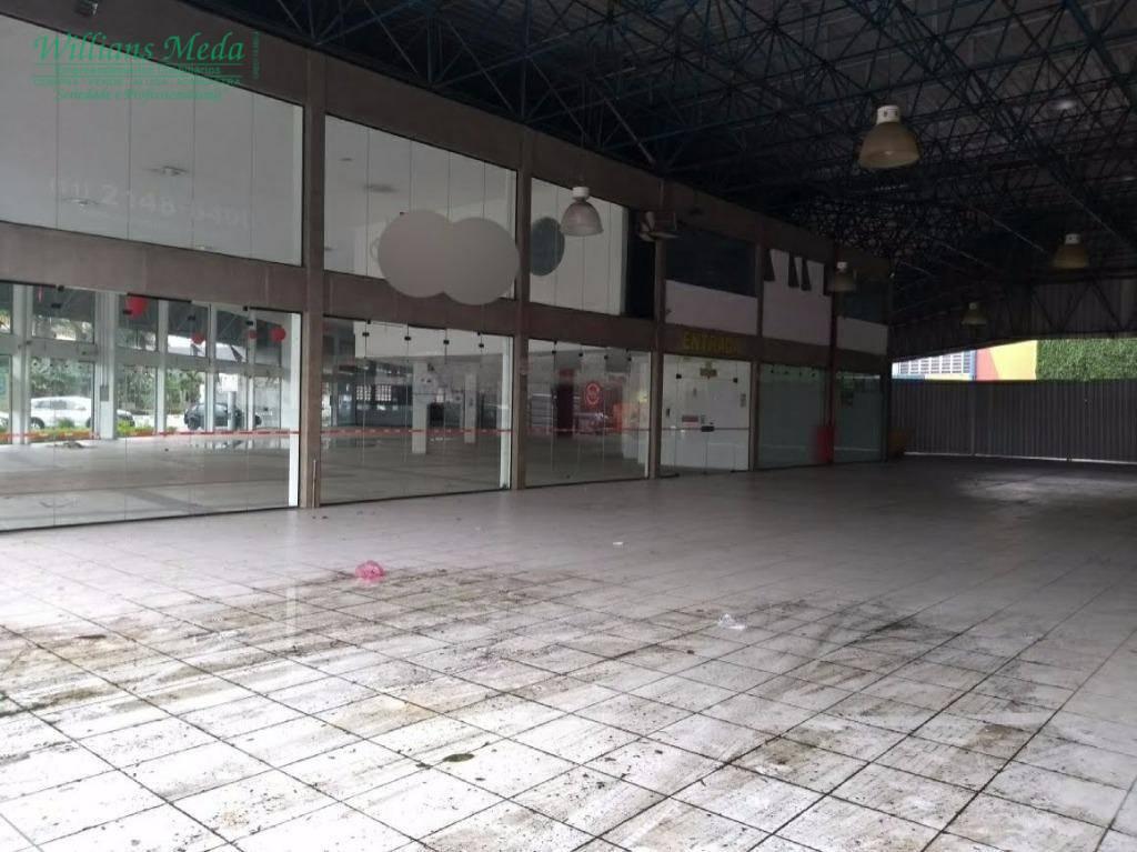 Galpão comercial para venda e locação, Vila Sant Anna, Guaru