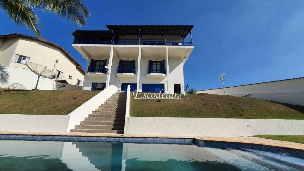 Casa com 4 dormitórios à venda, 430 m² por R$ 1.800.000,00 - Condomínio Refúgio dos Pinheiros - Itapevi/SP