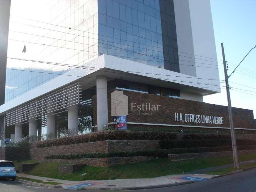 Sala Comercial no Capão Raso em Curitiba.