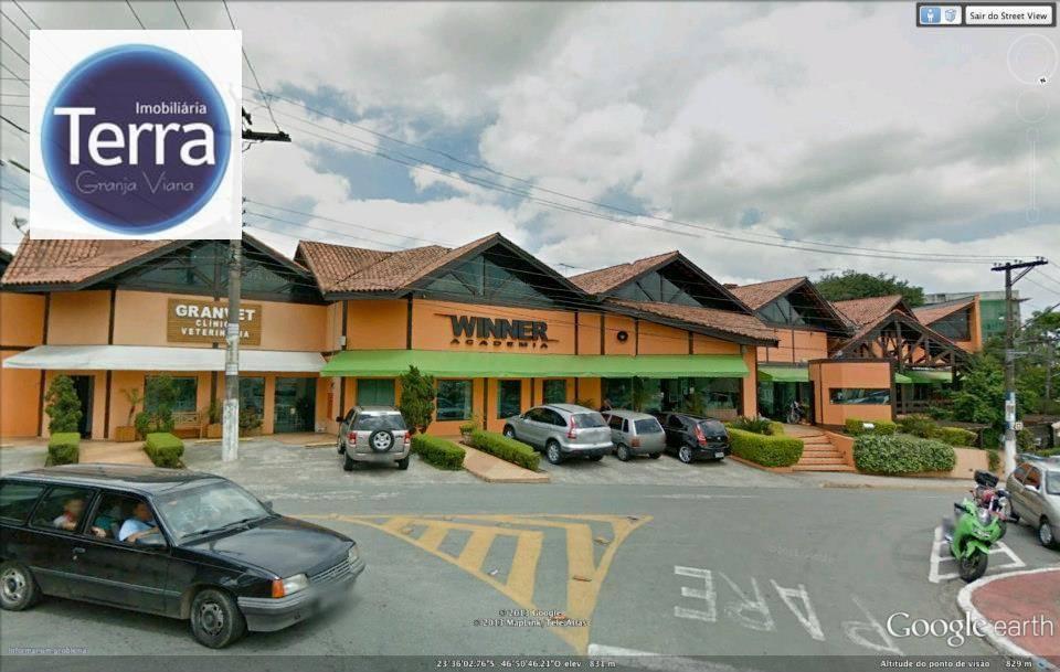 Conjunto de Lojas Comerciais, Raposo Tavares, Granja Viana