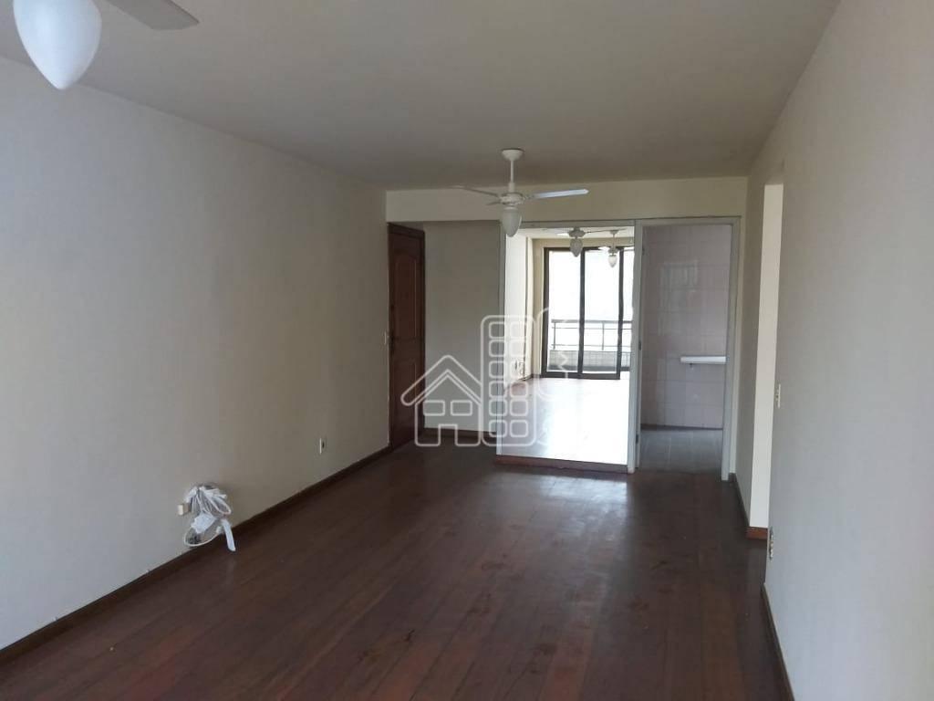 Apartamento com 2 dormitórios para alugar, 75 m² por R$ 1.500,00/mês - São Domingos - Niterói/RJ