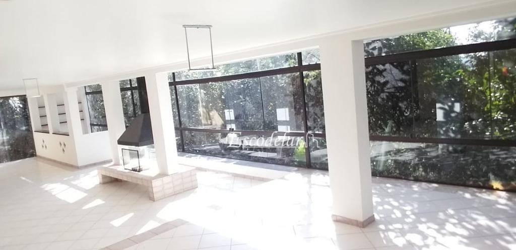 Casa com 5 dormitórios à venda, 400 m² por R$ 900.000 - Condomínio Alpes da Cantareira - Mairiporã/SP