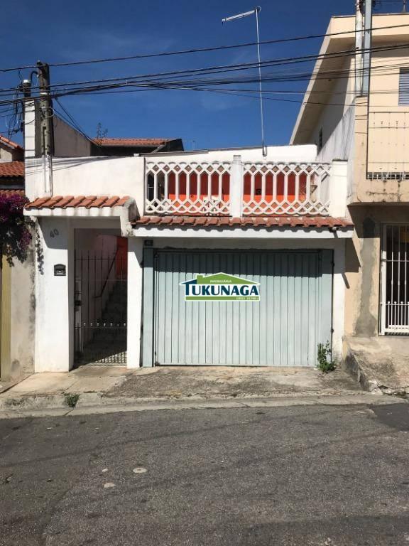 Casa residencial à venda, Jardim Bela Vista, Guarulhos.