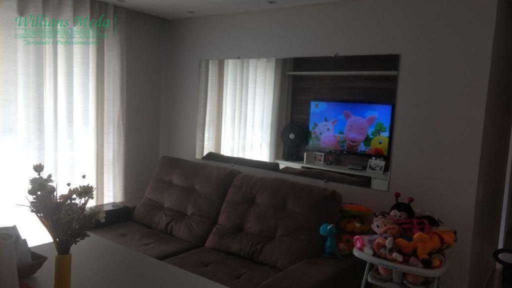 Apartamento residencial para locação, 2 dormitórios. Jardim