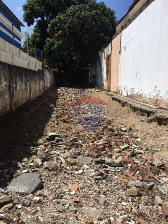Terreno à venda, 230 m² por R$ 350.000,00 - São José - Recife/PE