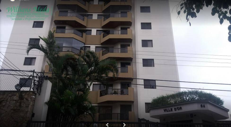 Apartamento com 2 dormitórios à venda, 136 m² por R$ 850.000 - Vila Galvão - Guarulhos/SP
