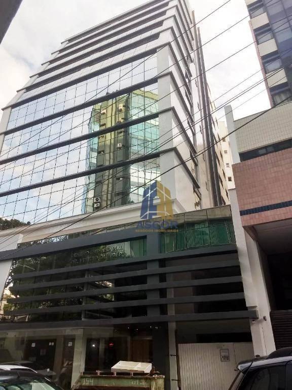 Prédio comercial para venda e locação, Centro, Florianópolis.