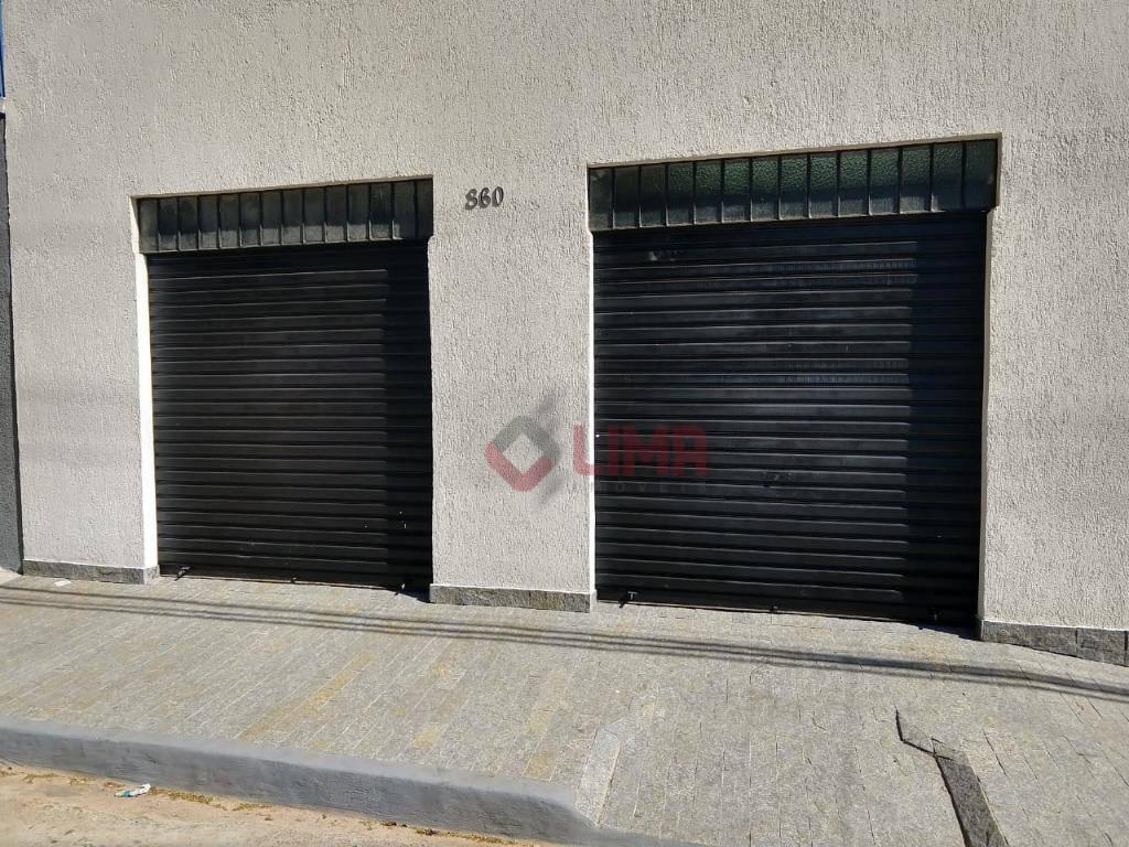 Salão comercial 80 m² para locação, Vila Coralina, Bauru.