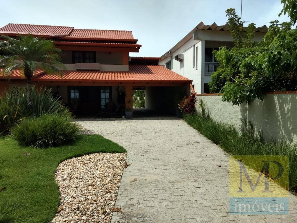 Sobrado com 3 dormitórios à venda, 680 m² por R$ 3.000.000 - Armação - Penha/SC