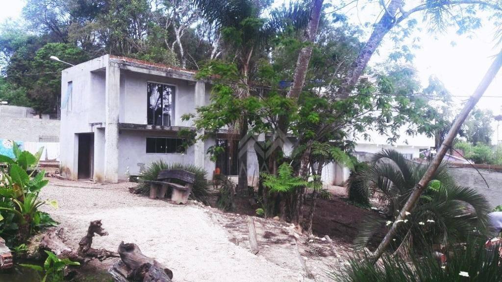 Sobrado residencial à venda, Águas Claras, Piraquara.