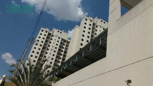 Apartamento com 2 dormitórios à venda, 47 m² por R$ 265.000 - Portal dos Gramados - Guarulhos/SP
