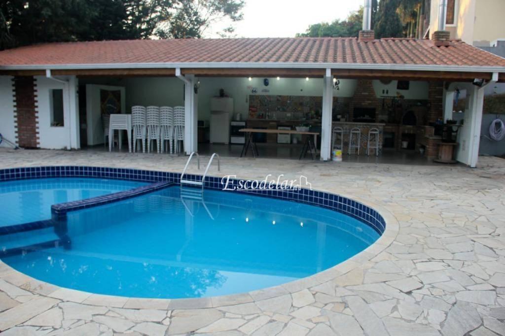 Casa com 4 dormitórios à venda, 454 m² por R$ 1.800.000 - Alpes de Caieiras - Caieiras/SP