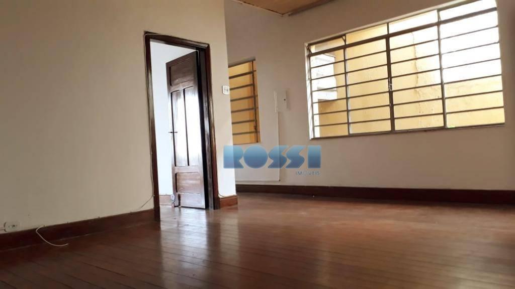 Sobrado com 3 dormitórios para alugar, 100 m² por R$ 1.400/mês - Vila Prudente - São Paulo/SP
