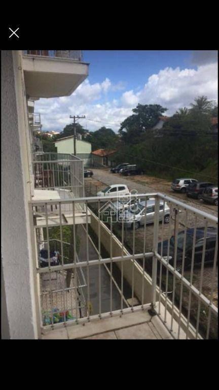 Apartamento com 2 dormitórios à venda, 70 m² por R$ 245.000,00 - Pendotiba - Niterói/RJ