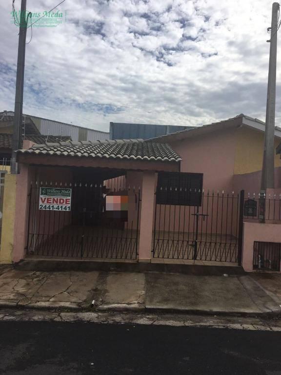Casa residencial à venda, Jardim Brasil, Atibaia.