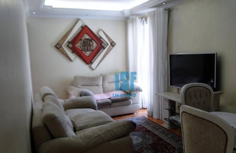 Apartamento residencial à venda, Iapi, Osasco.