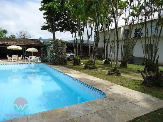 Casa residencial à venda, Parque Enseada, Guarujá.
