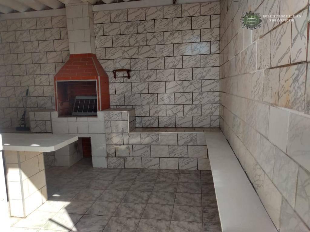 Casa à venda, 60 m² por R$ 270.000,00 - Vila Assunção - Praia Grande/SP