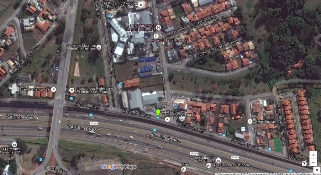 Terreno, Parque das Universidades, Campinas (TE0563)