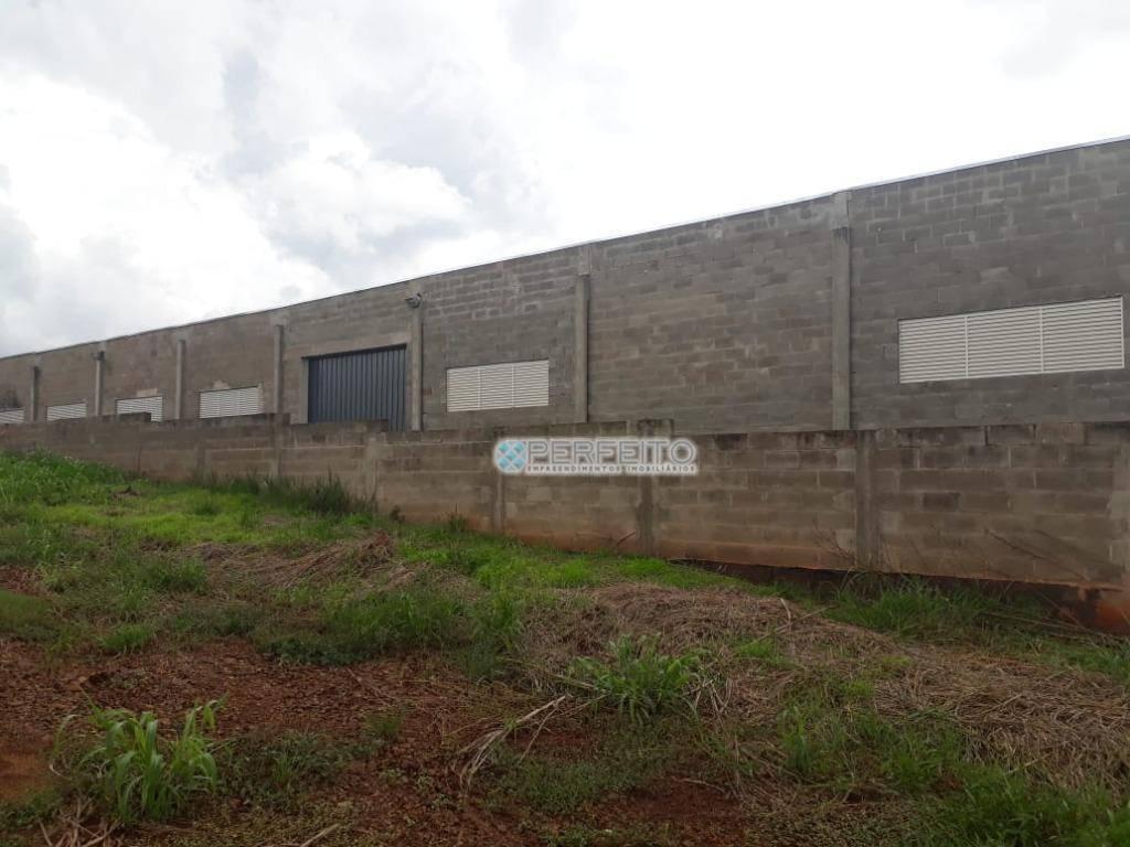 Barracão no Parque Industrial Buena Vista em Londrina.