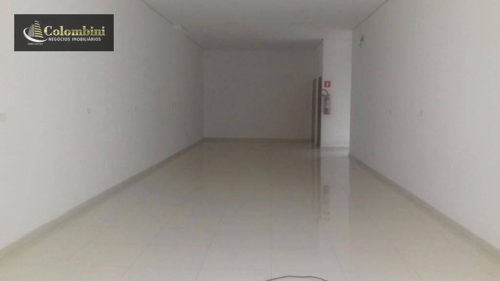 Salão comercial para locação, Nova Gerti, São Caetano do Sul