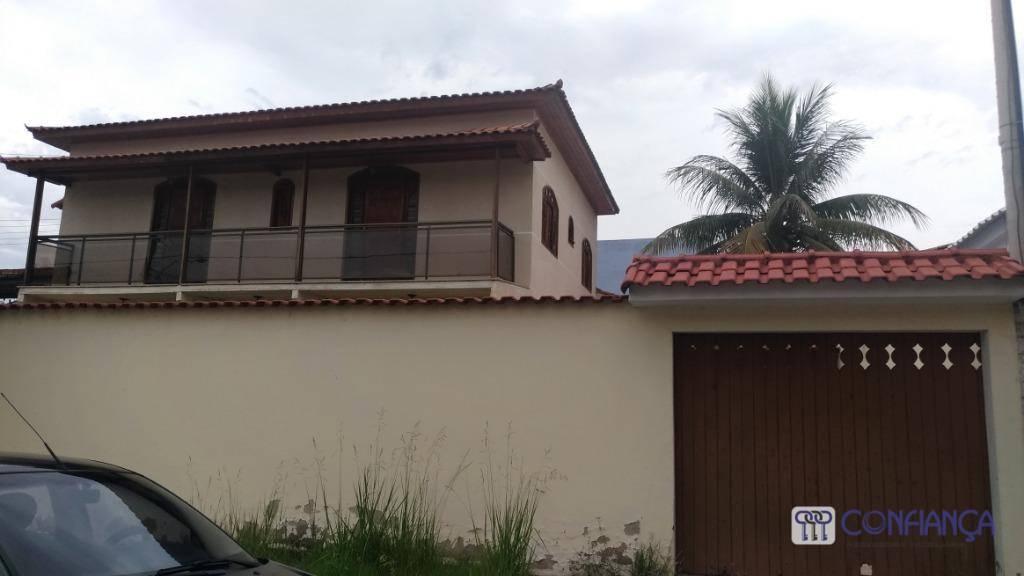 Casa com 3 dormitórios para venda e locação, 190 m² por R$ 500.000/2.500 - Campo Grande - Rio de Janeiro/RJ