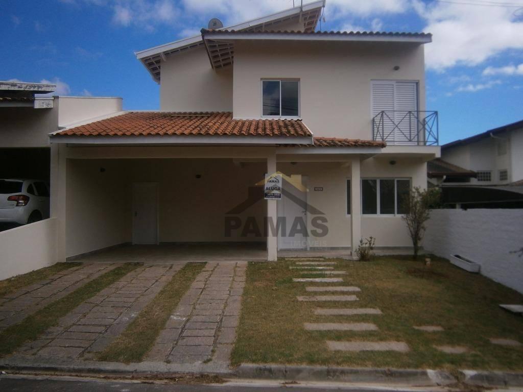 Casa Residencial para locação, Condomínio Grape Village, Vinhedo - CA0212.