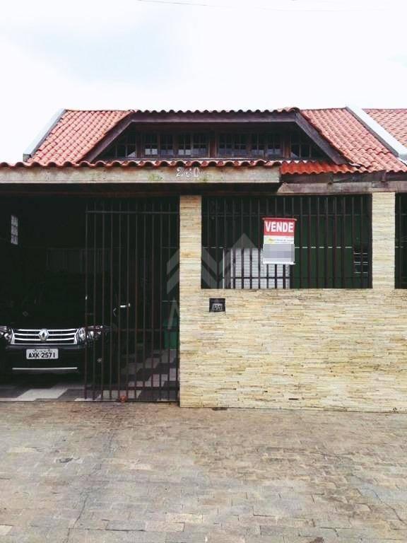 Sobrado residencial à venda, Colônia Rio Grande, São José do
