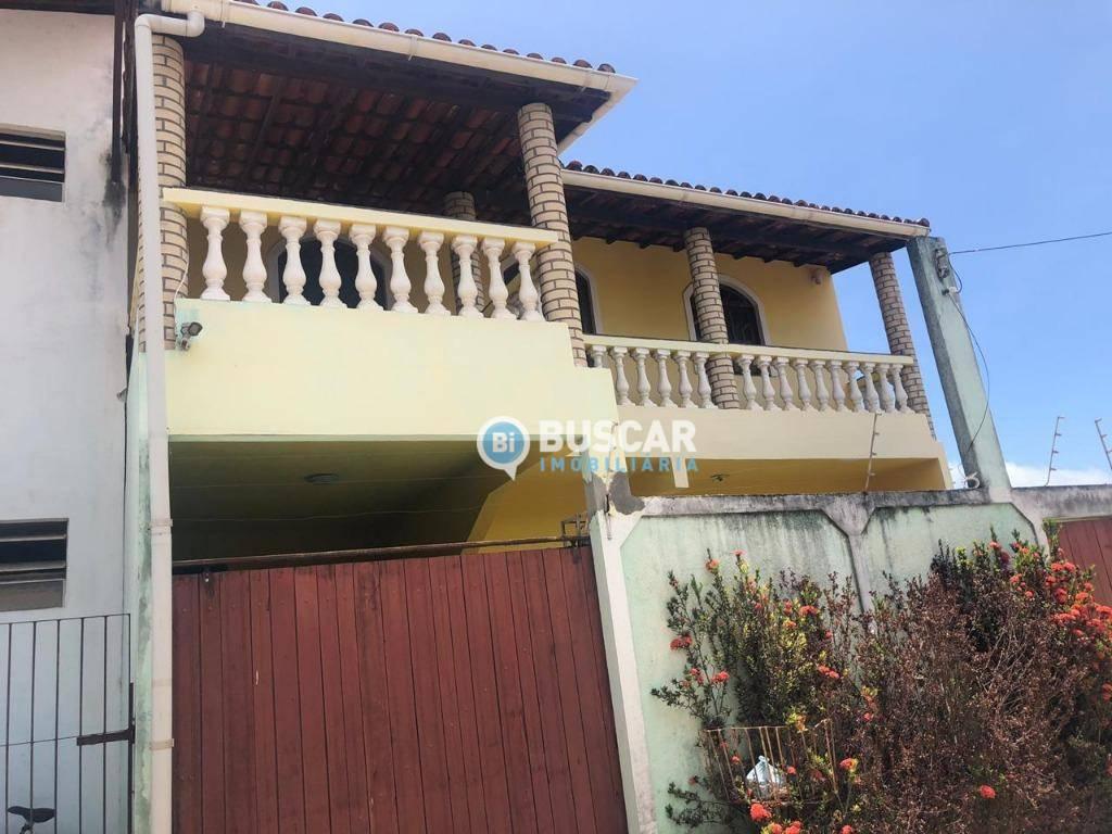 Casa com 4 dormitórios à venda, 170 m² por R$ 430.000 - Vila de Abrantes - Camaçari/BA