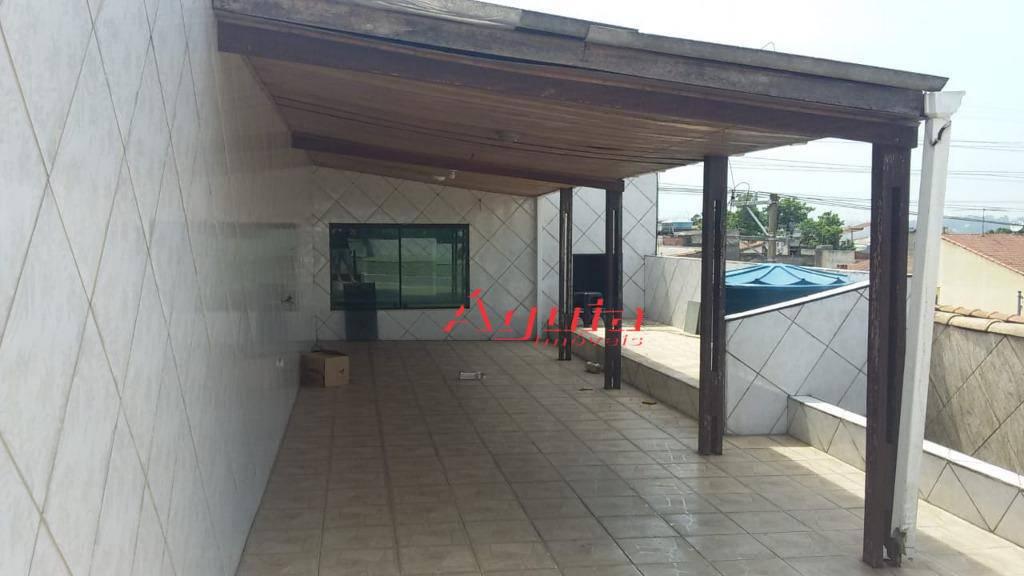 Sobrado com 2 dormitórios à venda, 300 m² por R$ 600.000 - Parque Capuava - Santo André/SP