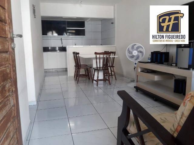 Casa com 2 dormitórios à venda, 81 m² por R$ 315.000,00 - Bessa - João Pessoa/PB