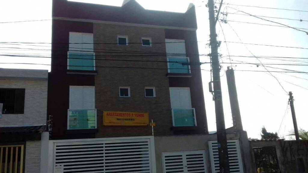 Apartamento residencial à venda, Jardim Aclimação, Santo André.