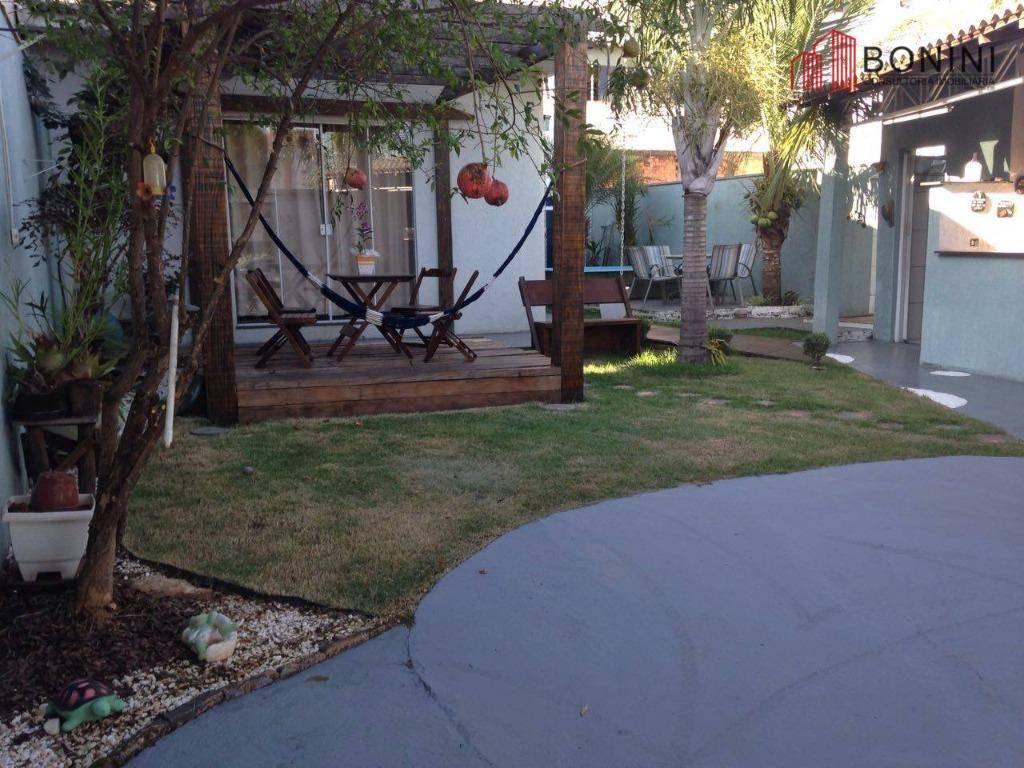 Casa 2 Dorm, Jardim Dona Regina, Santa Barbara D'Oeste (CA0259) - Foto 18