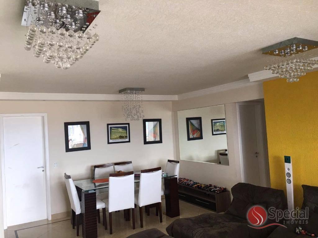 Apartamento de 3 dormitórios à venda em Cursino, São Paulo - SP